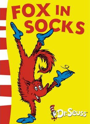 Fox in Socks: Green Back Book