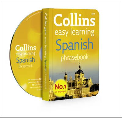 Collins Spanish Phrasebook and CD Pack