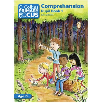 Comprehension: Book 1: Pupil Book 1