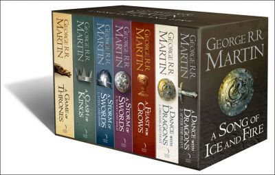 A Song of Ice and Fire: 7-Volume Box Set