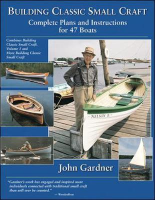 building classic small craft complete plans and