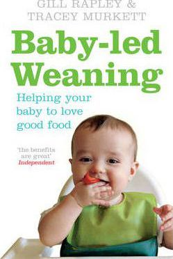 Baby-led Weaning: Helping Your Baby to Love Good Food