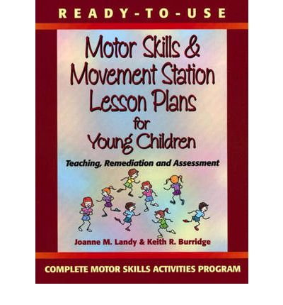 Ready-to-Use Motor Memory and Perceptual Skills Activities: Teaching, Remediation and Assessment