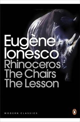 Rhinoceros: WITH The Chairs