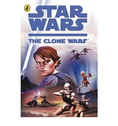"""Star Wars The Clone Wars"": The Novel"