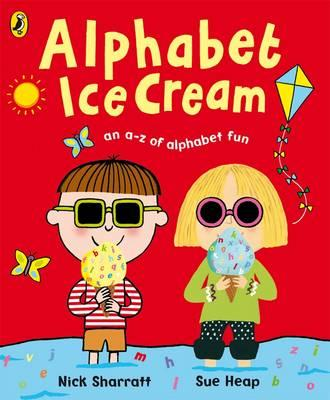 Alphabet Ice Cream: A Fantastic Fun-filled ABC