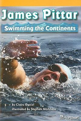 James Pittar: Swimming the Continents
