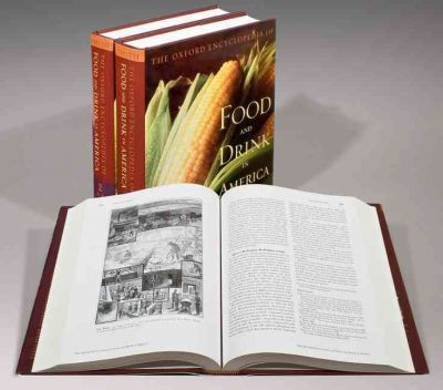 Oxford encyclopedia of food and drink in america andrew for American regional cuisine book