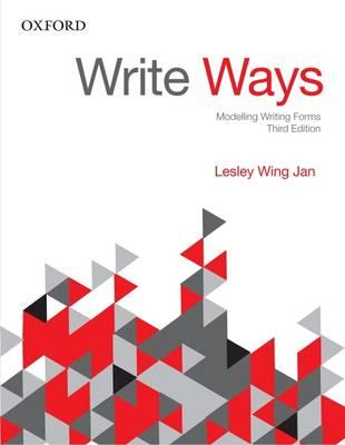 Write Ways: Modelling Writing Forms