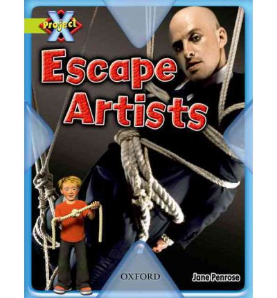 Project X: Lime: Trapped: Escape Artists