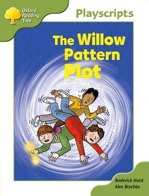 Oxford Reading Tree: Stage 7: Owls Playscripts: The Willow Pattern Plot