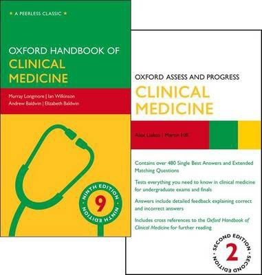 Oxford Handbook of Clinical Medicine and Oxford Assess and Progress: Clinical Medicine
