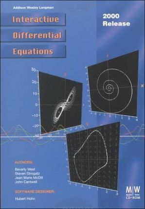 Interactive Differential Equations, 2000 Release 2000