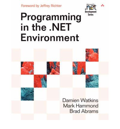 Programming in the .Net Environment