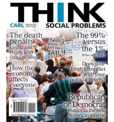 social problems chapters 1 3 Think currency think relevancy think social problems a standard chapter format makes social problems accessible to students and encourages them to develop solutions for each problem every chapter follows this 3-step process: get the topic (ex pg 40.