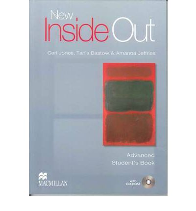 New Inside Out Advanced: Student Book with CD-ROM
