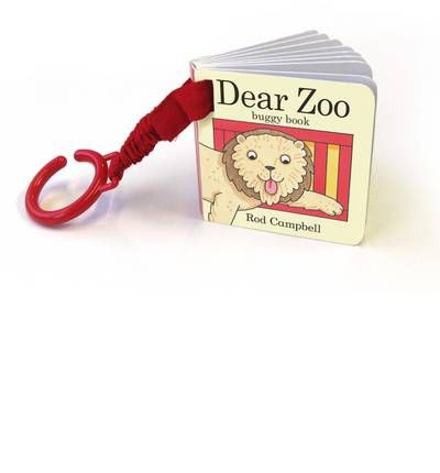 Dear Zoo Buggy Book
