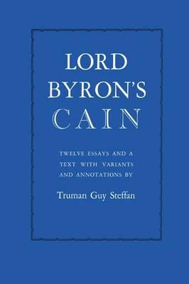 essays on byron's darkness