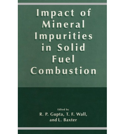 The Impact of Mineral Impurities in Solid Fuel Combustion