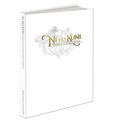 Ni No Kuni: Wrath of the White Witch (UK): Prima's Official Game Guide