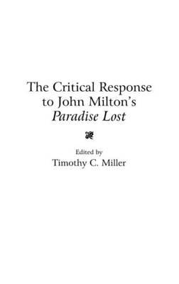 Critical essays on paradise lost book 1
