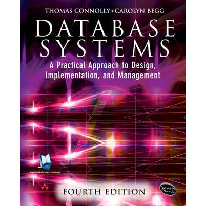 Database Systems: A Practical Approach to Design, Implementation and Management
