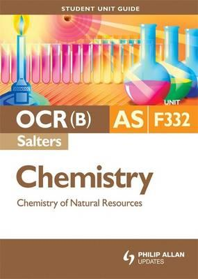 OCR (Salters) AS Chemistry: Unit F332