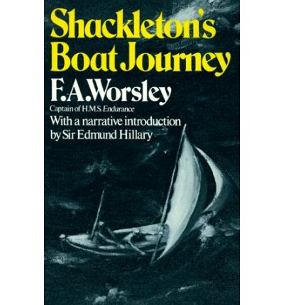 Great Antarctic Rescue: Shackleton's Boat Journey