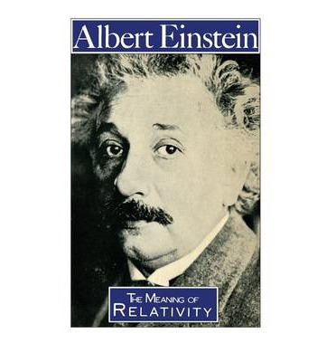 The Meaning of Relativity