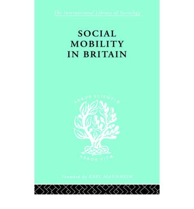 Social Mobility in Britain