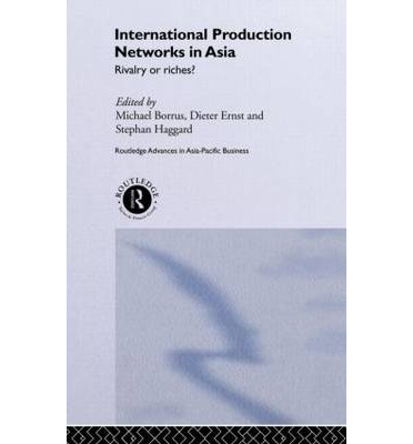International Production Networks in Asia