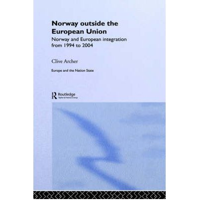 Norway and an Integrating Europe