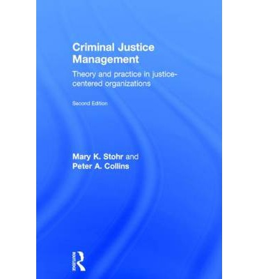 behavioral theory and criminal justice leadership This popular book combines behavioral theory with case studies that allow the  reader to identify and resolve personal and organizational  students and  professionals in the criminal justice field  leadership — the integrative  variable 6.