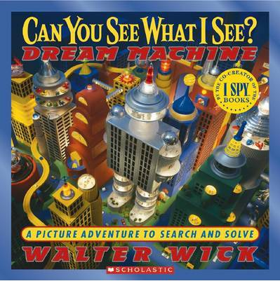 can you see what i see machine