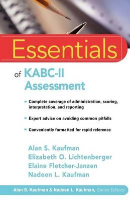 Essentials of KABC II Assessment