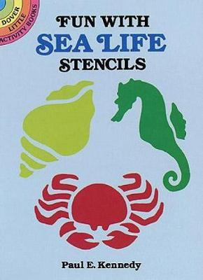Fun with Sea Life Stencils