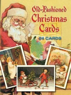 Old-Fashioned Christmas Postcards: 24 Full-Colour Ready-to-Mail Cards