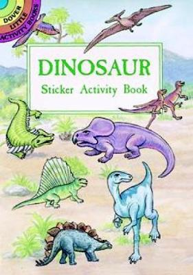 Dinosaur Sticker/Activity Book