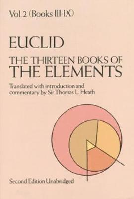 The Thirteen Books of the Elements: Volume 2