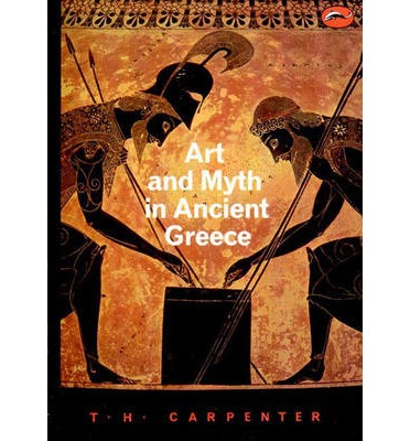 Art and Myth in Ancient Greece: A Handbook