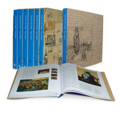 Vincent Van Gogh - The Letters: The Complete Illustrated and Annotated Edition