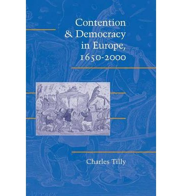 contentious performances author charles tilly