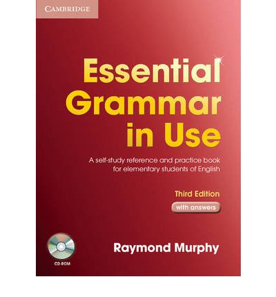 Essential Grammar in Use: A Self-study Reference and Practice Book for Elementary Students of English : with Answers