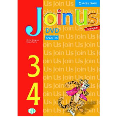 Join Us for English Levels 3 and 4 DVD: Level 3&4