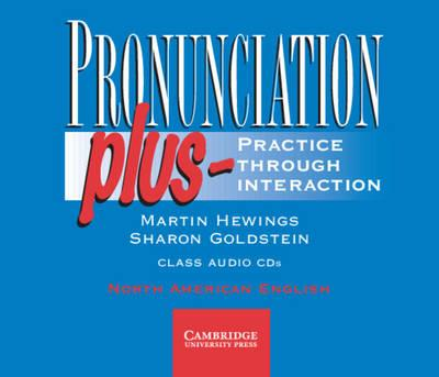Pronunciation Plus Audio CDs: Practice Through Interaction