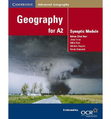 Geography for A2: Synoptic Module