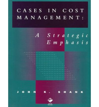 strategic management accounting case studies Using the balanced scorecard as a strategic management system (hbr bestseller) the balanced scorecard revolutionized conventional thinking about performance metrics when robert kaplan and david norton first introduced the finance & accounting case study robert s kaplan ricardo reisen.
