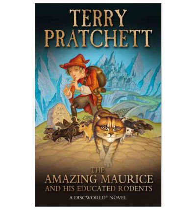The Amazing Maurice and His Educated Rodents: (Discworld Novel 28)