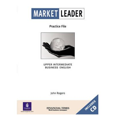 Market Leader Upper Intermediate Practice File Book and CD Pack