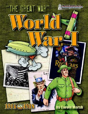 World War I: Reproducible Activity Book